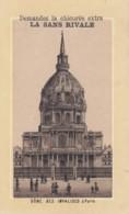 Chomo Chicoree La Sans Rivale .. Exposition Inter Nationale D'hygiene Et Alimentation 1888 Dome Des Invalies Paris.. - Chromos