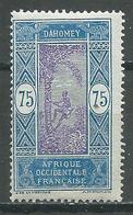 Dahomey YT N°56 Neuf/charnière * - Unused Stamps