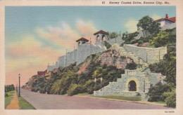 Missouri Kansas City Kersey Coates Drive 1939 Curteich - Kansas City – Missouri