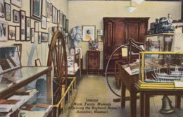 Missouri Hannibal Mark Twain Museum Interior - United States