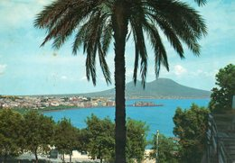 1961 CARTOLINA NAPOLI - Napoli (Naples)