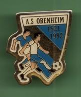 FOOT *** A.S OBENHEIM *** 0097 - Football