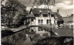 Cernoy-en-Berry  Le Moulin Des Borsses - France