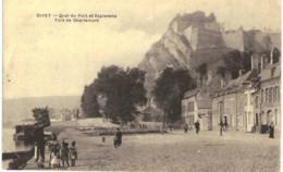 Givet Quai Du Fort Et Esplanade - France