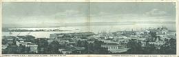 MOÇAMBIQUE - Lourenço Marques-Aspecto Parcial Da Cidade (Postal Duplo-Ed. Santos Rufino) - Mozambique