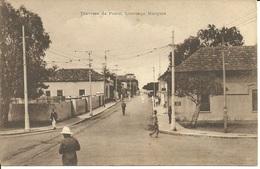 MOÇAMBIQUE - Lourenço Marques- Travessa Da Ponte (Ed. J. J. Albino De Sousa) - Mozambique
