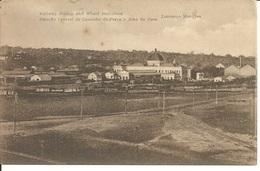 MOÇAMBIQUE - Lourenço Marques- Estação Central Caminho Ferro/Railway Station And Wharf.. (Ed. J. J. Albino De Sousa) - Mozambique
