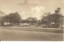 MOÇAMBIQUE - Lourenço Marques- Praça De Marco / Band Square (Ed. J. J. Albino De Sousa) - Mozambique