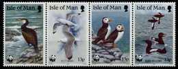 ISLE OF MAN Nr 408-411 Postfrisch S00955E - Man (Ile De)