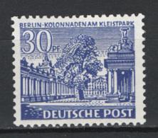 Germania Berlino 1949 Unif. 37 **/MNH VF - [5] Berlin