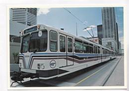 CALGARY, Alberta, Canada, Light Rail Transit, Unused Postcard [22395] - Calgary