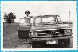 AUDI ... Original Vintage Photo * Larger Size * Photograph Foto Photographs Photos - Cars