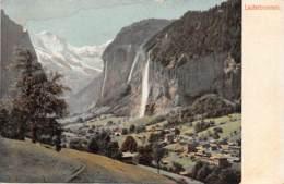Lauterbrunnen - BE Berne