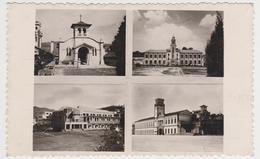 [987] MARÍN. Vistas De La Escuela Naval Militar (1950s).- Non écrite. Unused. No Escrita. Non Scritta. - Pontevedra