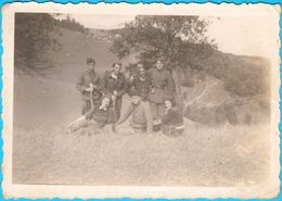 WW2 - YUGOSLAVIA PARTISANS IN VISOKO 1944. ( Bosnia ) * Partisan Partizans Partizan Partigiani Yugoslawien Jugoslavia - War, Military