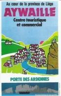 Aywaille - Affiche : Centre Touristique Et Commercial - Affiches