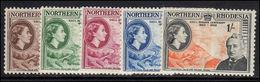 Northern Rhodesia 1953 Rhodes Unmounted Mint. - Northern Rhodesia (...-1963)