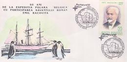 EMIL RACOVITA-95 YEARS OF THE BELGICA Polar Expedition Of Scientists ROMAN E.RACOVITA - Sciences