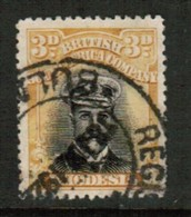 RHODESIA   Scott # 124 VF USED (Stamp Scan # 434) - Great Britain (former Colonies & Protectorates)