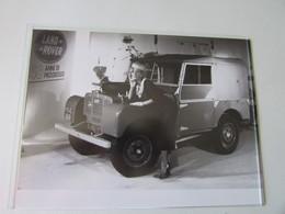 Autofoto : Land Rover - Cars