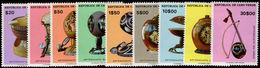 Cape Verde 1977 Craftsmanship In Coconut Unmounted Mint. - Cap Vert