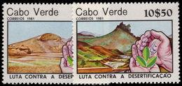 Cape Verde 1981 Desert Soil Erosion Unmounted Mint. - Cape Verde