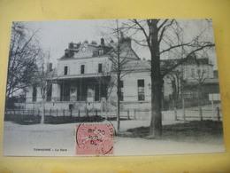 L11 4973 CPA 1906 - 89 TONNERRE. LA GARE. - Gares - Sans Trains