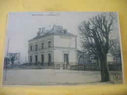 L11 4971 CPA 1904 - 89 BRIENON. LA GARE. - Gares - Sans Trains