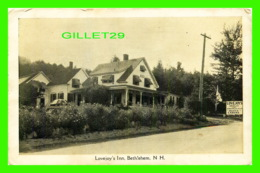 BETHLEHEM, NH - LOVEJOY'S INN - THE BISBEE PRESS - - United States