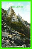 WHITE MOUNTAINS, NH - THE CROGS, DXVILLE NOTCH - TRAVEL - PUB, THE ATKINSON NEWS CO - - White Mountains