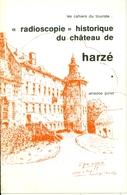 Harzé - Radioscopie Historique Du Château - Belgique