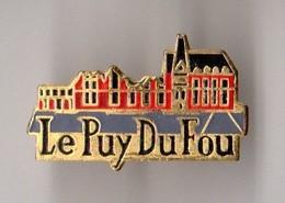 PIN'S LE PUY DU FOU - Villes