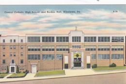 Pennsylvania Allentown Central Catholic High School And Rockne Hall - Other