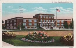 Pennsylvania Erie East High School 1949 Curteich - Other