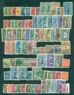 Canada 1937on KGVI Assorted Oddments FU Lot68200 - Sin Clasificación