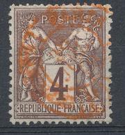 N°88  BEAU CACHET A DATE - 1876-1898 Sage (Type II)