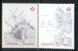 Canada 2015 HMS Erebus MUH - 1952-.... Règne D'Elizabeth II