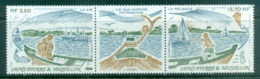 St Pierre & Miquelon 1989 Heritage Of Ile Aux Marins MUH - Canada