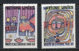 UN Geneva 1983 Human Rights MUH - Office De Genève