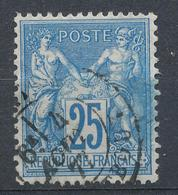 N°78  BEAU CACHET A DATE - 1876-1898 Sage (Type II)