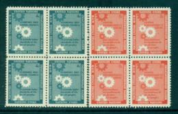 UN New York 1957 Honouring The Economic & Social Council Blk 4 MUH Lot40902 - New York -  VN Hauptquartier