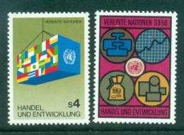 UN Vienna 1983 Trade & Development MUH Lot40969 - Centre International De Vienne