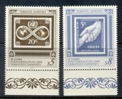 UN Vienna 1991 UN Postal Admin. MUH - Vienna – International Centre