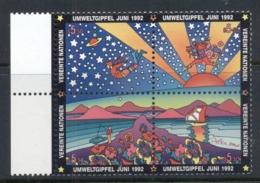 UN Vienna 1992 Earth Summit MUH - Vienna – International Centre