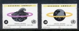 UN Vienna 1993 Health, Environment MUH - Vienna – International Centre