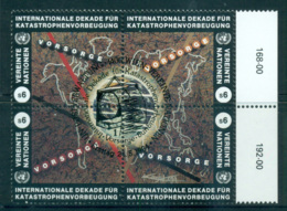 UN Vienna 1994 Disaster Reduction Blk 4 CTO Lot66100 - Vienna – International Centre