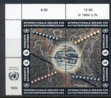UN Vienna 1994 Natural Disaster Reduction MUH - Vienna – International Centre