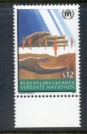 UN Vienna 1994 Protection For Refugees MUH - Vienna – International Centre