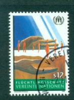 UN Vienna 1994 Protection Of Refugees CTO Lot65986 - Vienna – International Centre