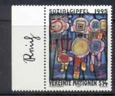 UN Vienna 1995 Social Summit MUH - Vienna – International Centre